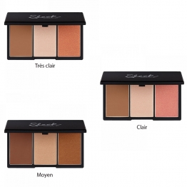 SLEEK MAKE UP PALETTE BLUSH POUR CONTOURING 20G