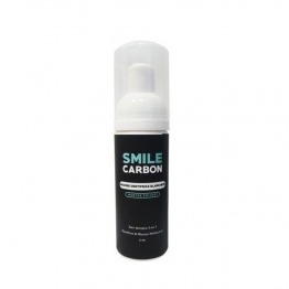 SMILE CARBON MOUSSE DE DENTIFRICE 50ML
