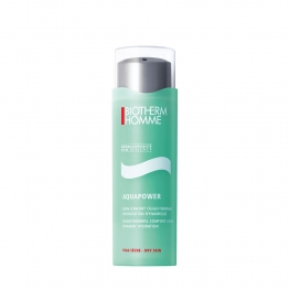 SOIN CONFORT OLIGO-THERMAL PEAUX SECHES 75ML AQUAPOWER HOMME BIOTHERM