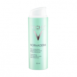 SOIN CORRECTEUR ANTI-IMPERFECTIONS HYDRATATION 24H 50ML NORMADERM VICHY