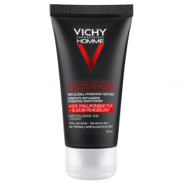 SOIN GLOBAL HYDRATANT ANTI-AGE 50ML STRUCTURE FORCE HOMME VICHY