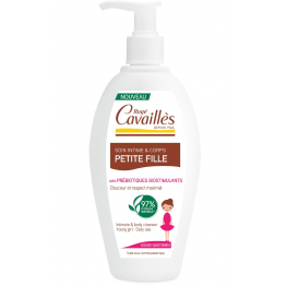 SOIN INTIME ET CORPS NATUREL PETITE FILLE 250ML ROGE CAVAILLES
