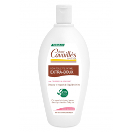 SOIN TOILETTE INTIME NATUREL EXTRA-DOUX 500ML ROGE CAVAILLES