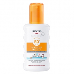 SPRAY KIDS SPF50+ 200ML SUN PROTECTION SENSTIVE PROTECT EUCERIN