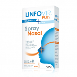 SPRAY NASAL 30ML LINFOVIR PLUS