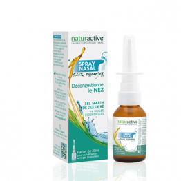 SPRAY NASAL AUX ESSENCES 20ML NATURACTIVE