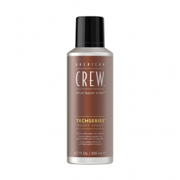 SPRAY PREPARATEUR DE COIFFAGE SPECIAL VOLUME 200ML TECHSERIES BOOST AMERICAN CREW