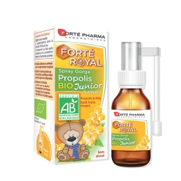 SPRAY PROPOLIS JUNIOR BIO 15ML FORTE ROYAL FORTE PHARMA