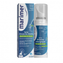 Spray Rhinite allergique 100ml Nez sujet aux allergies Marimer