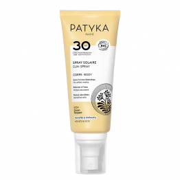 Spray Solaire Corps SPF30 100ml Solaire Patyka
