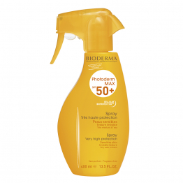 Spray Tres haute protection Spf50+ 400ml Photoderm Max Bioderma