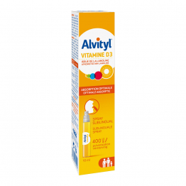 Spray Vitamine D3 10ml Alvityl