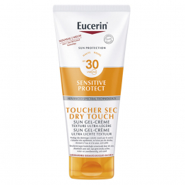 SUN GEL-CREME SPF30 200ML SENSITIVE PROTECT EUCERIN