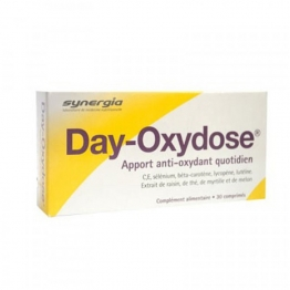 SYNERGIA DAY-OXYDOSE 30 COMPRIMES
