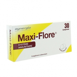 SYNERGIA MAXI-FLORE 30 COMPRIMES