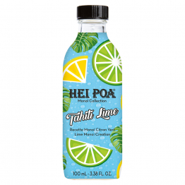 Tahiti Lime Monoi Collection Citron Vert 100ml Hei Poa