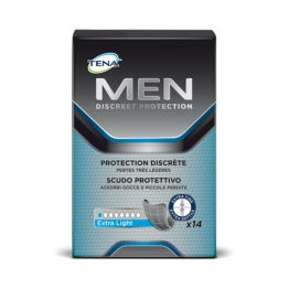 TENA MEN PROTECTION DISCRETE EXTRA LIGHT X14
