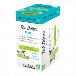 THE DETOX MATE BIO 15 SACHETS NUTRIGEE