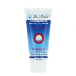 THERMCOOL GEL ANTI DOULEURS FROID + HUILES ESSENTIELLES 100ML