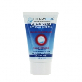 THERMCOOL GEL ANTI DOULEUR ROLL-ON 40ML