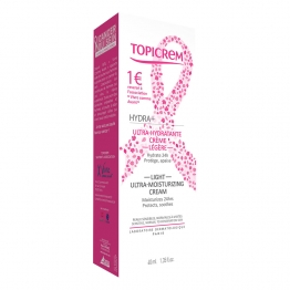 TOPICREM CREME ULTRA HYDRATANTE VISAGE LEGERE 40ML