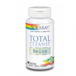 TOTAL CLEANSE REINS 60 CAPSULES SOLARAY