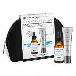 TROUSSE BOUCLIER INTEGRAL JOUR PHLORETIN CF 30ML + ULTRA FACIAL DEFENSE 30ML OFFERT SKINCEUTICALS