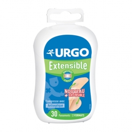 URGO EXTENSIBLE 30 PANSEMENTS