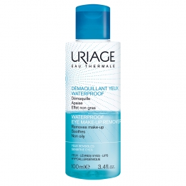 URIAGE DEMAQUILLANT WATERPROOF YEUX SENSIBLES 100ML