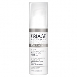 URIAGE DEPIDERM FLUIDE ANTI-TACHES BRUNES SPF15 30ML