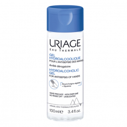 GEL HYDROALCOOLIQUE 100ML Uriage
