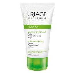 URIAGE HYSEAC MASQUE PURIFIANT PEAUX GRASSES A IMPERFECTIONS 50ML
