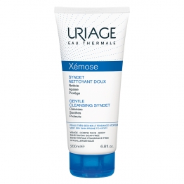 URIAGE XEMOSE SYNDET NETTOYANT DOUX PEAUX TRES SECHES A TENDANCE ATOPIQUE 200ML