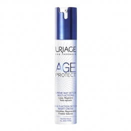 URIAGE AGE PROTECT CREME NUIT DETOX MULTI-ACTIONS 40ML