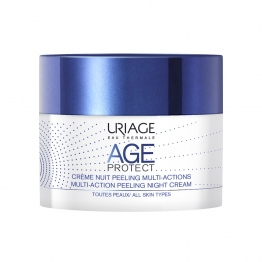 URIAGE AGE PROTECT CREME NUIT PEELING MULTI-ACTIONS 50ML