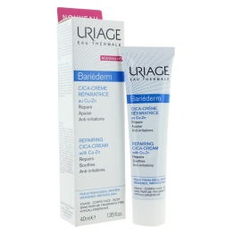 URIAGE BARIEDERM CICA-CREME REPARATRICE PEAUX FRAGILISEES 40ML