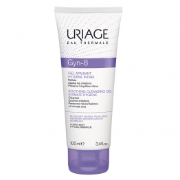 URIAGE GYN-8 TOILETTE INTIME GEL APAISANT 100ML