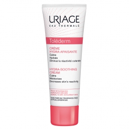 URIAGE TOLEDERM CREME HYDRA APAISANTE PEAUX NORMALES A SECHES 50ML