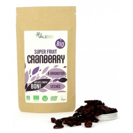 VALEBIO SUPER FRUIT CRANBERRY BIO 170G