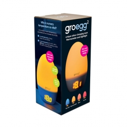 VEILLEUSE THERMOMETRE GRO EGG2 TOMMEE TIPPEE