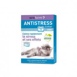 VETOFORM COLLIER ANTI STRESS CHAT