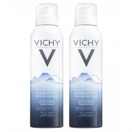 VICHY EAU THERMALE MINERALISANTE 2X300ML