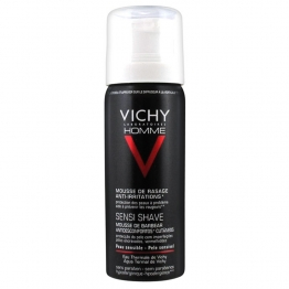 VICHY HOMME MOUSSE A RASER ANTI-IRRITATIONS 50ML