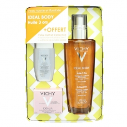 VICHY IDEAL BODY COFFRET HUILE OR 100ML
