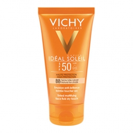 VICHY IDEAL SOLEIL BB TEINTE HALE NATUREL SPF50 HAUTE PROTECTION 50ML