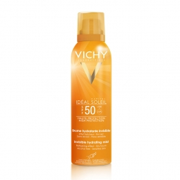 VICHY IDEAL SOLEIL BRUME HYDRATANTE INVISIBLE SPF50 200ML