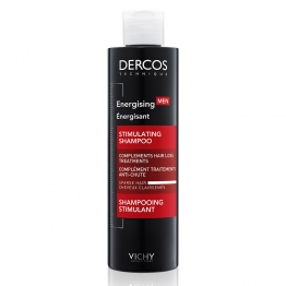 VICHY DERCOS AMINEXIL HOMME SHAMPOOING ENERGISANT 200ML