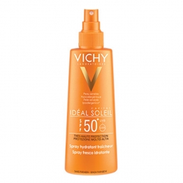 VICHY IDEAL SOLEIL SPRAY HYDRATANT FRAICHEUR SPF50+ 200ML