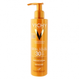 VICHY IDEAL SOLEIL FLUIDE LACTE ANTI-SABLE SPF30 200ML