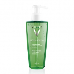 VICHY NORMADERM GEL NETTOYANT PURIFIANT 200ML